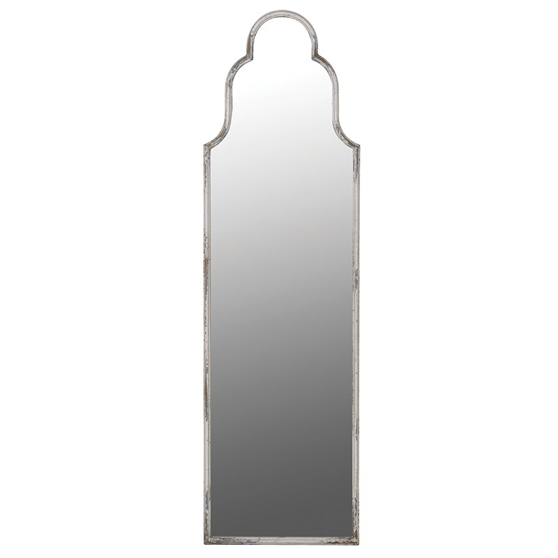DECORATIVE SHAPED LONG MIRROR