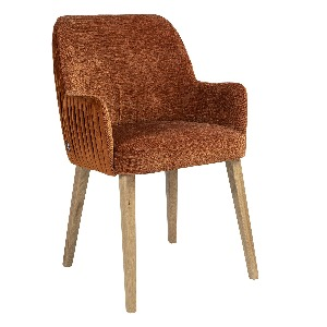 PLISSE  DINING CHAIR